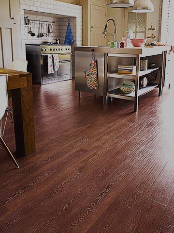 Showroom Radzymińska - podłogi drewniane
